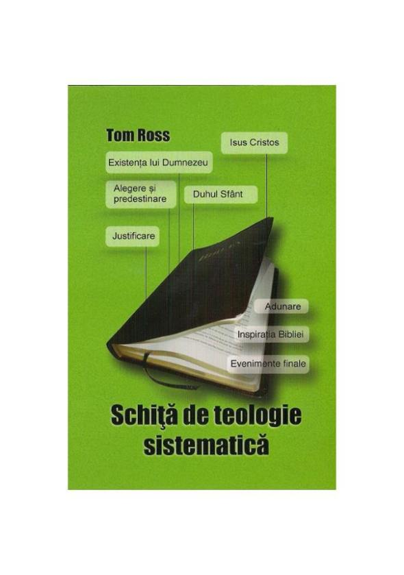 Schiţă de teologie sistematică