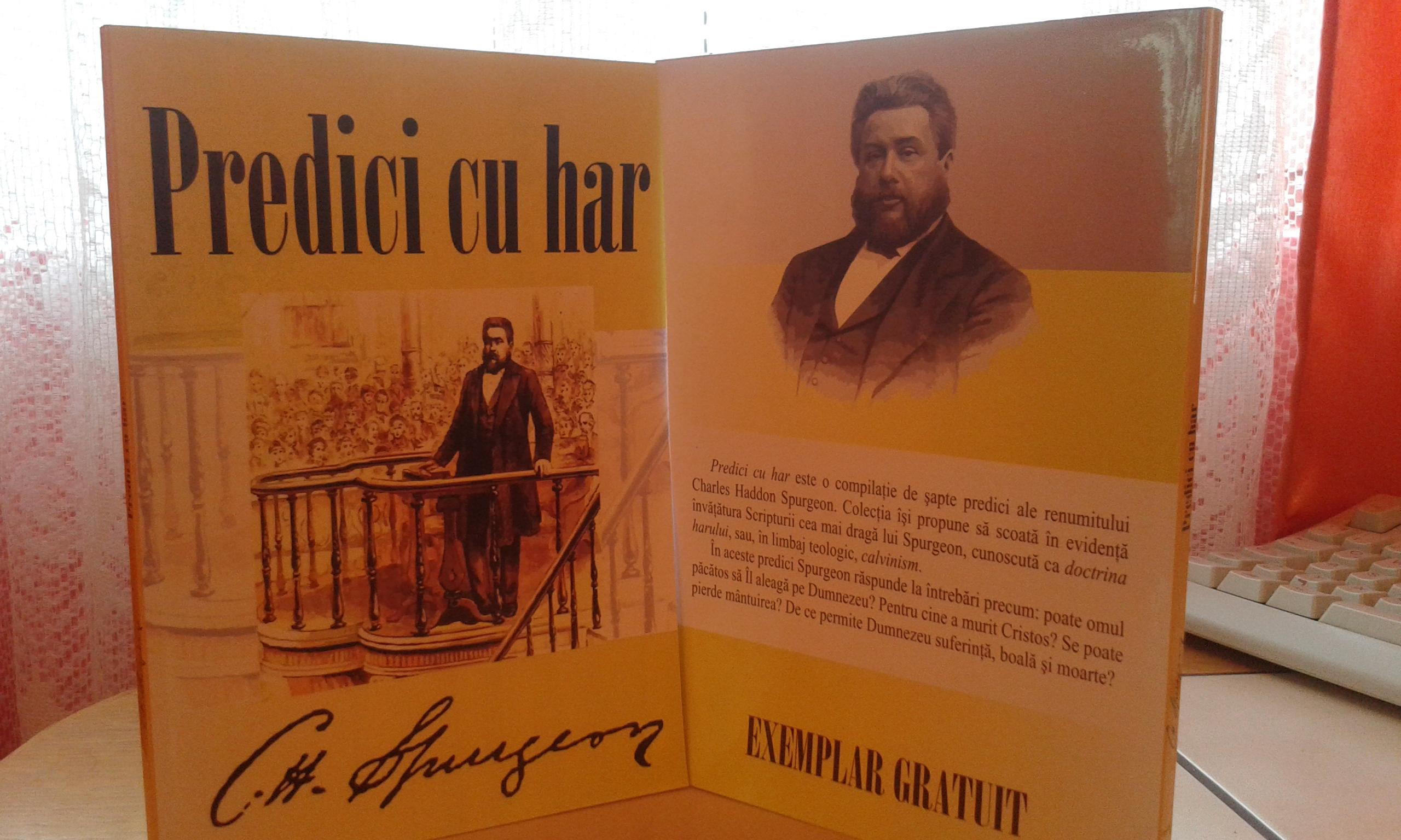 Predici cu Har de C.H.Spurgeon